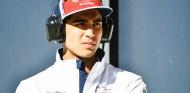 Juan Manuel Correa en la pretemporada de F1 2019 - SoyMotor