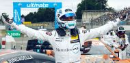 Dani Juncadella tras su Pole Position - SoyMotor