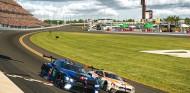 Podio de Juncadella en su debut virtual con el equipo de Verstappen - SoyMotor.com