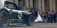 Ken Block se marca una gymkhana en Londres con Top Gear - LaF1