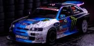 Así es el nuevo Ford Escort RS Cosworth Grupo A de Ken Block - SoyMotor.com