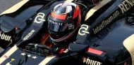 Kimi Räikkönen con el Lotus E21 - LaF1