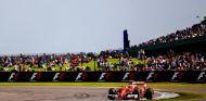 Ferrari sólo pudo ser 5º y 9º en Silverstone - LaF1