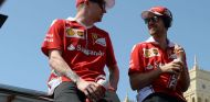 Räikkönen y Vettel son amigos fuera de la pista desde hace varios años - LaF1