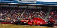 Kimi Räikkönen en Hockenheim - SoyMotor.com