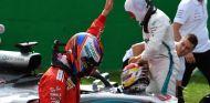 Kimi Räikkönen en Monza - SoyMotor.com