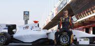 """Kimi Räikkönen prueba un coche de GP3: """"Fue realmente divertido"""""""