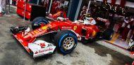 Kimi Räikkönen mantiene la prudencia pese al buen resultado - LaF1