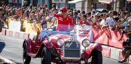 Kimi Räikkönen en Milán - SoyMotor.com