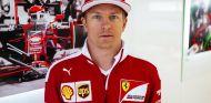 Kimi Raikkonen en Silverstone - LaF1