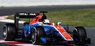 Jordan King en los test del Circuit de Barcelona-Catalunya - LaF1