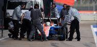 Jordan King en los test de Silverstone con Manor - SoyMotor