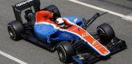 Jordan King en un test con Manor - SoyMotor