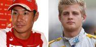 Kamui Kobayashi y Marcus Ericsson, la nueva alineación de Caterham - LaF1