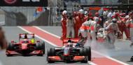"""Leclerc y la clasificación al sprint: """"Me ha recordado a los repostajes"""" - SoyMotor.com"""