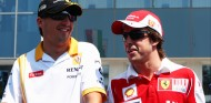 "Domenicali: ""Hubiera sido divertido ver a Alonso y Kubica de compañeros"" - SoyMotor.com"