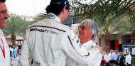 Goodwood, homenaje a Ecclestone y nueva aparición de Kubica - SoyMotor.com