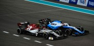 Williams en el GP de Abu Dabi F1 2019: Domingo - SoyMotor.com