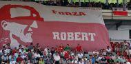 Fans de Robert Kubica en Hungría - SoyMotor.com