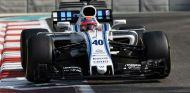 Kubica durante el test en Abu Dabi con Williams - SoyMotor.com