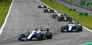 Robert Kubica y George Russell en el GP de Italia F1 2019 - SoyMotor.com