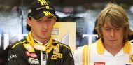 Renault publica un vídeo-resumen del test de Kubica en Valencia - SoyMotor.com
