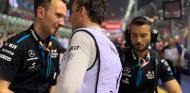 Kubica corrió en Singapur con una lesión en el hombro - SoyMotor.com