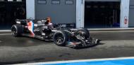 Kvyat y Alpine prueban los Pirelli de mojado de 2022 - SoyMotor.com