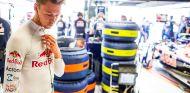 Daniil Kvyat en Italia - LaF1