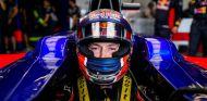Daniil Kvyat durante su etapa en Toro Rosso - SoyMotor.com