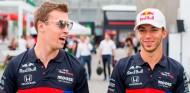 OFICIAL: Toro Rosso seguirá con Kvyat y Gasly en 2020 - SoyMotor.com
