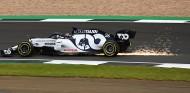AlphaTauri en el GP del 70º Aniversario F1 2020: Domingo - SoyMotor.com