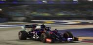 Toro Rosso en el GP de Singapur F1 2019: Sábado - SoyMotor.com