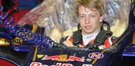 Daniel Kvyat en el Toro Rosso STR8