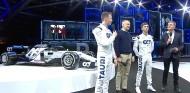 """Kvyat, ante el AT01: """"Debemos seguir la evolución del año pasado"""" - SoyMotor.com"""