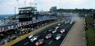 Salida del Gran Premio de Sudáfrica de 1982 - LaF1