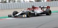 Alfa Romeo en el GP de España F1 2019: Sábado –SoyMotor.com