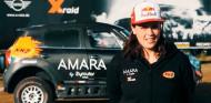 Laia Sanz y su Dakar 2022: con Mini 4x4 y Maurizio Gerini de copiloto - SoyMotor.com