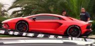 Justin Bieber ya tiene su último capricho, un Lamborghini Aventador S - SoyMotor.com
