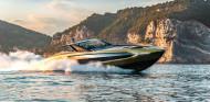 El yate de lujo de Lamborghini ya surca los mares