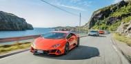 Lamborghini Avventura: el Huracán EVO, de excursión por Noruega - SoyMotor.com