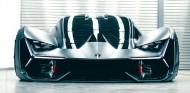 El primer Lamborghini híbrido tendrá rasgos del Terzo Millenio Concept - SoyMotor.com