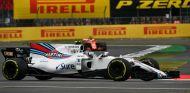 Lance Stroll, durante el GP de Gran Bretaña - SoyMotor.com