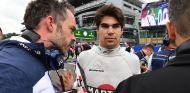 Lance Stroll en Monza - SoyMotor.com