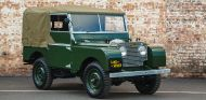 Land Rover: el icono que nació sobre la arena de una playa - SoyMotor.com