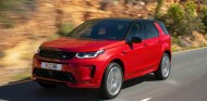 Land Rover Discovery Sport 2021: puesta al día electrificada - SoyMotor.com