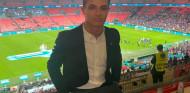 Lando Norris sufre un robo en la final de la Eurocopa - SoyMotor.com