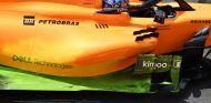 El chasis del MCL33 en Hungaroring - SoyMotor.com
