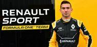 Latifi probará por primera vez el RS17 en el Circuit  - SoyMotor