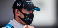 Una fuerte amigdalitis casi dejó a Latifi fuera del GP de España - SoyMotor.com